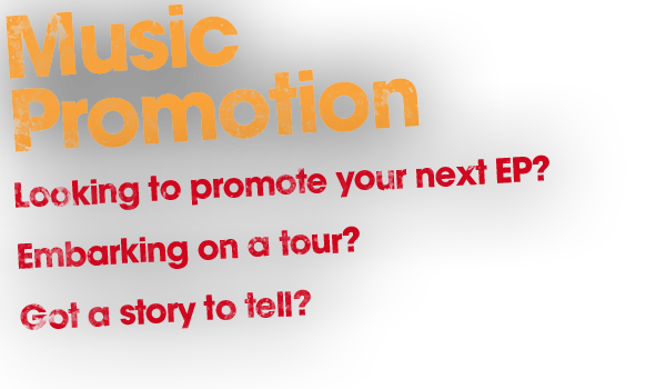 MusicPromotion